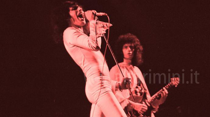 Queen - A night in Bohemia, dopo 40 al cinema concerto del '75