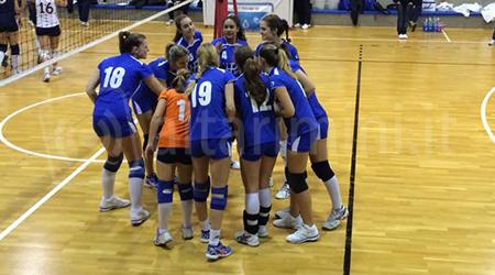 Volley Femminile D: Cattolica Asd vince facile, Valmar Volley travolta