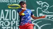 Tennis, San Marino Junior Cup: Ivan La Cava in semifinale under 16