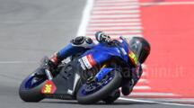 Moto, il Yamaha Gas Racing Team a Misano per il Round del CIV SuperSport