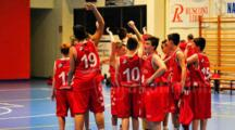 Basket giovanile, Crabs Under 14 vincenti all'esordio al Memorial Papini