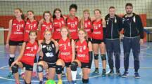 Volley giovanile femminile, Sgr Grossi Riviera Volley espugna al tie break Forlì: è al quarto posto