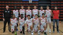 Basket giovanile, i Crabs Under 20 in Ungheria per i playoff dell'European Youth Basketball League