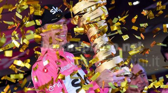 Giro d'Italia 2018  Christopher Froome photo Dario Belingheri-BettiniPhoto©2018