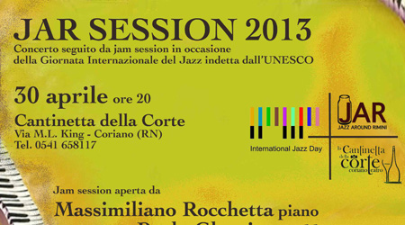 Jazz Around Rimini: questa sera Jar Session