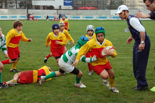 Rugby Pesaro: bene le formiche a Firenze
