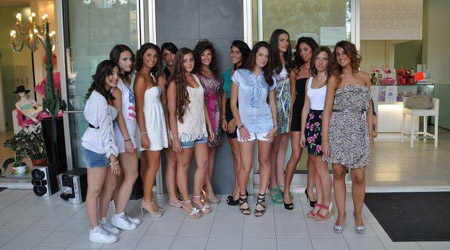 Miss Italia a Morciano: bellezza e fashion con Avangard Look