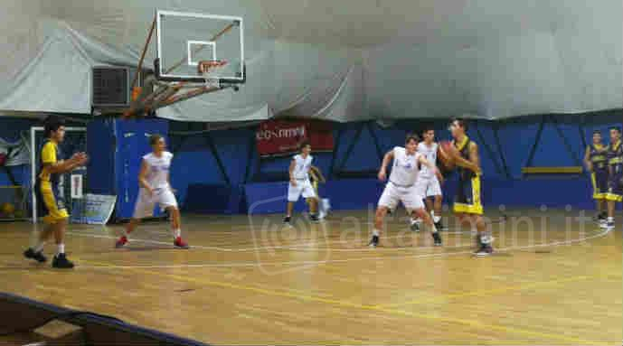 Una fase di Bellaria - Angels Under 15