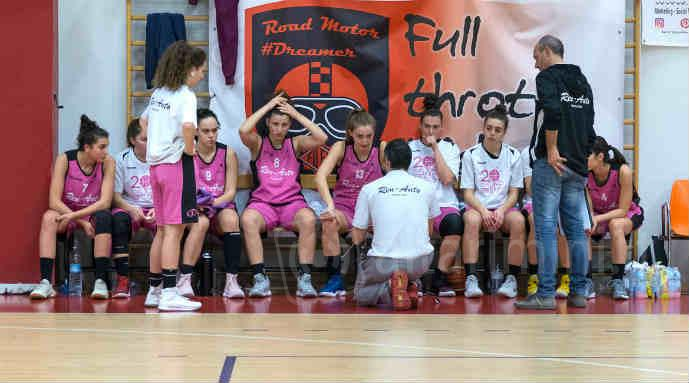 Un time out del'Happy Basket