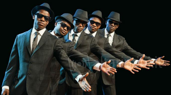 Black blues brothers
