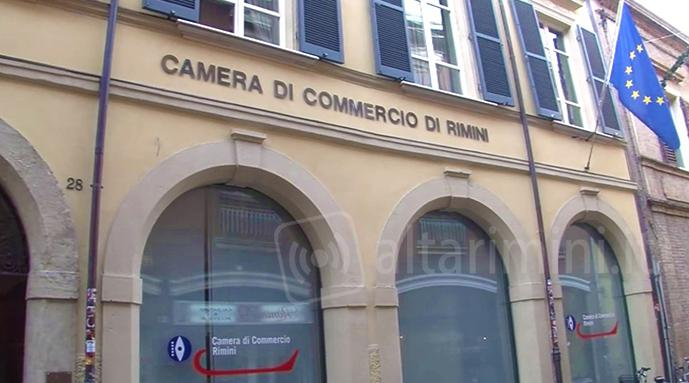 La camera di Commercio di Rimini