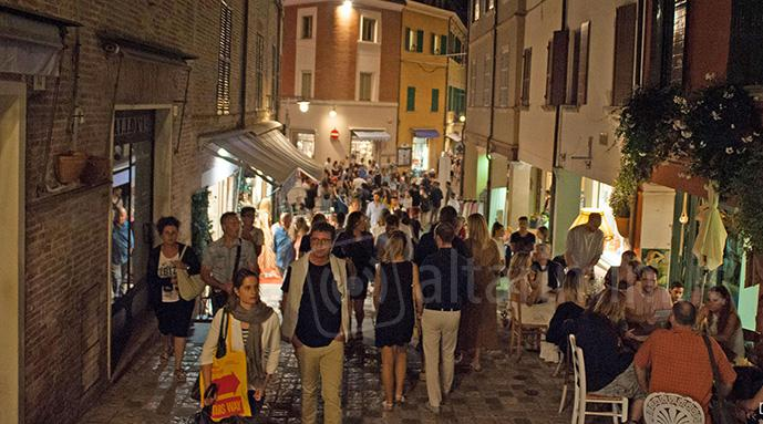 Shopping night Santarcangelo