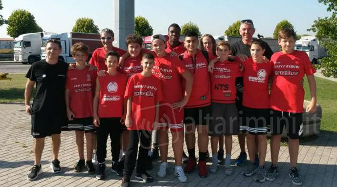 Basket, gli Under 14 Crabs a Ostrava nella European Youth Basketball League