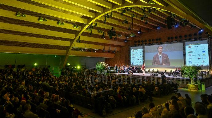 Uno scatto dall'Evolution Forum Day 2018
