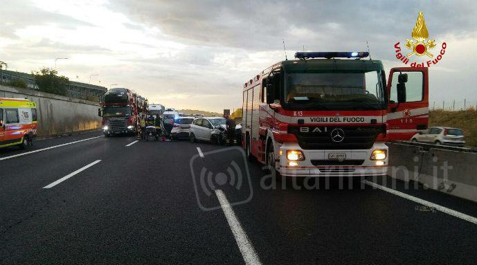 Incidente A14