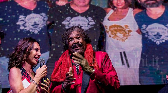 Guest star George McCrae
