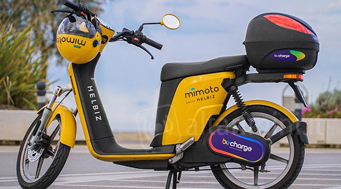 Lo scooter sharing elettrico