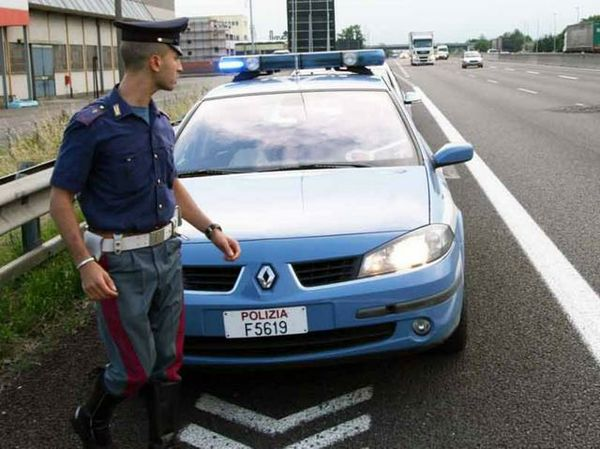 Incidente in via Rodriguez a Rimini