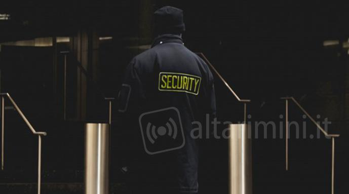 Security, foto di repertorio