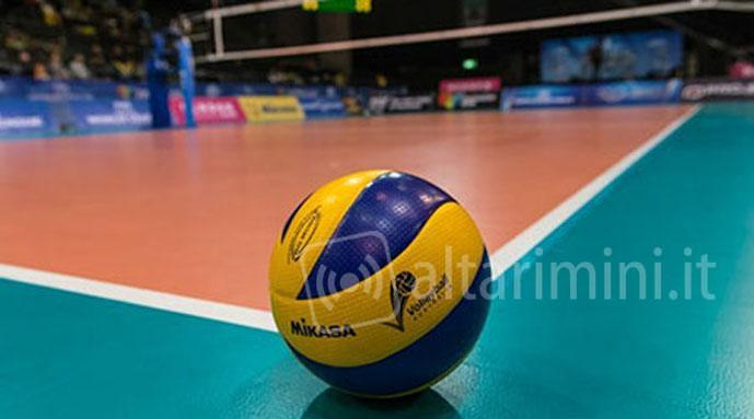 Rinviate le partite di serie A di volley femminile