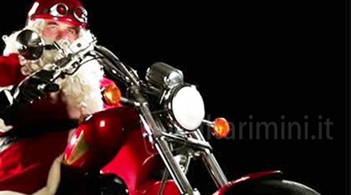Santa Claus Rubicone Bikers Benefit