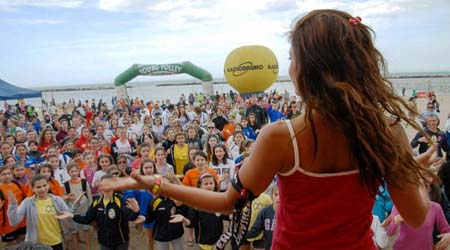 Successo a Bellaria per Young Volley on the beach
